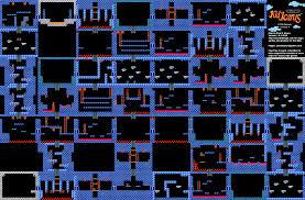 Metroid 2 Map Kid Icarus Stage 2 4 Map Bg