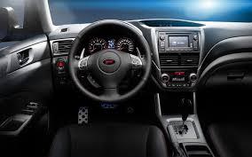 2012 Subaru Forester Interior Subaru Launches Forester Ts In Russia Plans More Sti Tuned Models