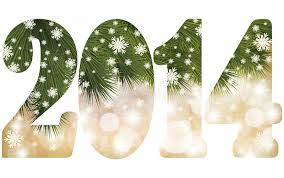 congratulation banner happy new 2014 year congratulation banner stock vector