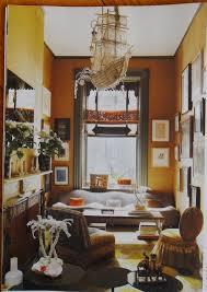 unusual color combination in interiors