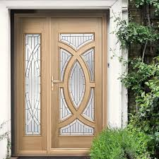 Exterior Door And Frame Sets The Lovely Majestic Exterior Oak Door And Frame Set With 1 Side