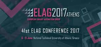 Design Automation Conference 2017 Elag European Library Automation Group