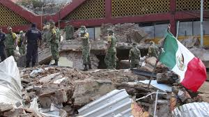 earthquake update update powerful earthquake off southern mexico kills more than 50
