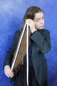 long hair on 66 year old sister will cut hair for 6 year old brother diagnosed with leukaemia