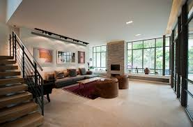 interiors homes stunning contemporary home sparkles with a and