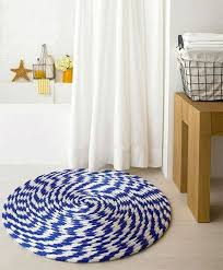 Rugs For Bathrooms by Round Area Rugs Enriched Flooring With Eminent Rugs