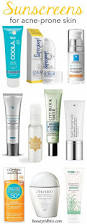 best sunscreens for acne prone skin acne prone skin makeup and face