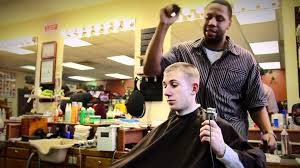 busy b u0027s barbershop presents matthew a k a 85 cuts youtube