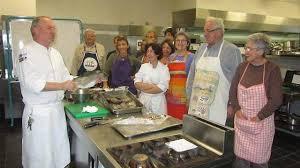 cours de cuisine nazaire les cours de cuisine ont repris au lycée hôtelier