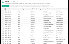 Sales And Expenses Spreadsheet Import And Export Tour