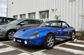 tvr tvr griffith 500 22 june 2017 autogespot