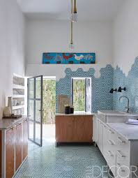 house tour a 1950s home in morocco mixes pattern to perfection