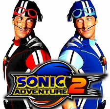 Lazy Town Meme - sonic adventure 2 lazytown know your meme