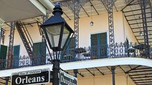 Google Maps Bourbon Street New Orleans by Things To Do In New Orleans Attractions Loews New Orleans Hotel