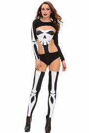 Halloween Costumes Skeleton Woman Best 25 Easy Halloween Makeup Ideas On Pinterest Diy Halloween