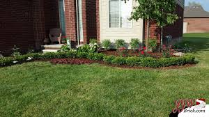 simple landscaping ideas rochester mi brick patio rochester