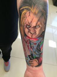 freddy krueger tattoo motive tattoo tattooed tattoos horror
