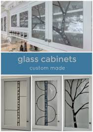 Glass Panels Kitchen Cabinet Doors Custom Kitchen Cabinet Glass Panels Glass Cabinet Doors