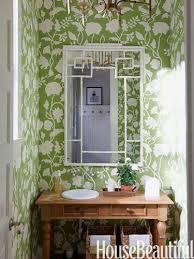 Wallpaper Bathroom Ideas Master Bathroom Ideas Green Four Generations One Roof
