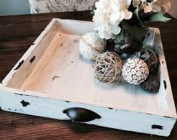 Ottoman Decorative Tray by Tray With Handles Etsy