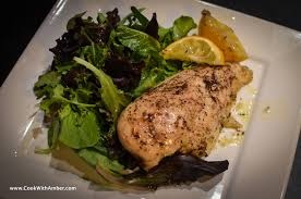 barefoot contessa cookbook recipe index baked lemon chicken with mixed greens cook with amber