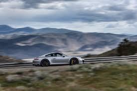 Porsche 911 Blue - vanquishing mountains in the new 2017 porsche 911 carrera 4 gts