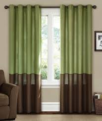 Green And Brown Curtains Attractive Green And Brown Curtains And Green Brown Curtains