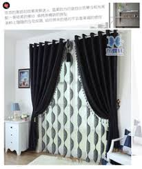 Thick Black Curtains Blackout Curtain Fabrics Blackout Curtain Fabrics For Sale