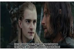 Aragorn Meme - legolas and aragorn by lotrfan15 meme center