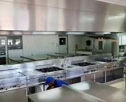 hotel and restaurant kitchen cleaning services bonaire