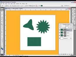 tutorial photoshop cs3 videos how too use the shape tool in photoshop cs3 youtube
