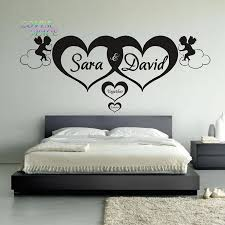 compare prices stickers forever online shopping buy low price custom made love personalised name heart forever wall art stickers kid decor mural you