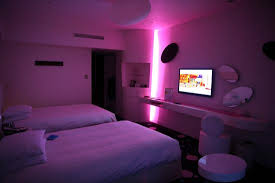 Mood Lighting For Bedroom Celebrio Room With Mood Lighting Picture Of Tokyo Bay