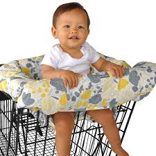 Baby High Chair Cover Baby Shopping Cart High Chair Cover By Balboa Baby
