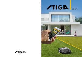 stiga range catalogue 2017 by stiga issuu