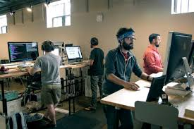 why standing desks don u0027t live up to the hype is there a solution