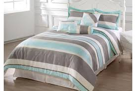 Beach Theme Quilt Bedding Set Elegant Blue And White Beach Theme Comforter Bedding