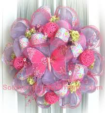 mesh wreaths deco mesh wreaths you can make deco mesh wreaths