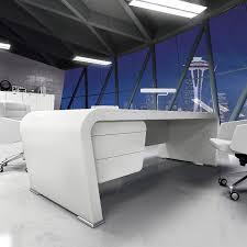 bureau laqué blanc design bureau ligne vanity montpellier 34 nîmes 30 béziers