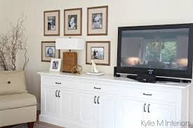 the best paint finish for furniture and kitchen cabinets