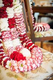 flower garland for indian wedding megha neil s sweet gujarati hindu wedding orlando fl