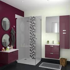 meuble de cuisine aubergine beautiful meuble cuisine et salle de bain contemporary design