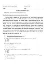 grade 5 english worksheets free worksheets library download and