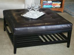 coffee tables breathtaking coffee table smart leather ottoman