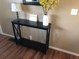 convenience concepts oxford console table console tables at walmart 76 dining room cabinets kijiji sofa