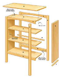 Bookshelf End Table How To Build Your Own Bookcase Schutte Lumber