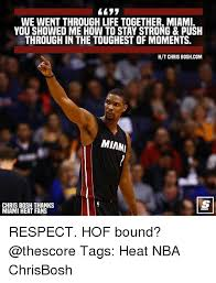 Chris Bosh Memes - why does chris bosh crywhen hesees the heat logo miami heat he is