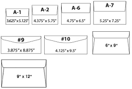 Envelopes Size A2 Envelope Size Templates Franklinfire Co