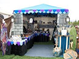 Market Stall Canopy by Texarkana Renaissance Faire Merchants U0026 Vendors Merchant Tents