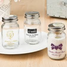 wedding favor jars personalized glass wedding favor jars bottles
